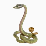 Serpent Votive Holder
