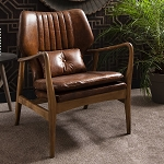 Chicago Leather Armchair