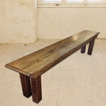 Recycled Australian Hardwood Bench