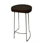 Hairpin Stool White Legs