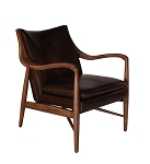 Trocadero leather chair