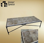 Casablanca  Coffee Table - floor stock 1 available reduced
