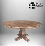 Galbraith Round Dining Table 180cm