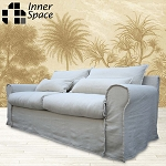 Greenport 3 seat sofa