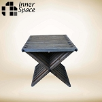 Kobe Lamp Table - floor stock 1 available reduced