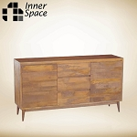 Metro- Sideboard 2 door 3 drawer