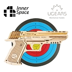 Ugears - Rubber Band Target Shooter