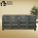 Shanghai Sideboard / Buffet - worn black