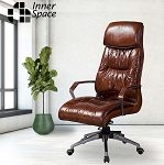 Office Chair - Vancouver Leather