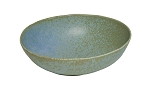 Japanese - Wabisabi blue bowl oval