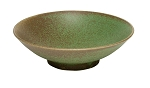 Japanese - Wabisabi green bowl large