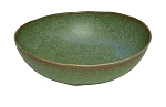 Japanese - Wabisabi green bowl medium