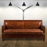 Westside Deco 3 seater sofa