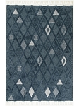 Rug Ankara Blue Diamond