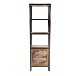 Avalon bookcase 1 door