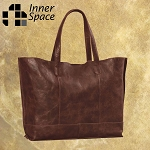 Bag - Leather - Vintage - tote / shopping bag - $118 - 3 colours available