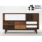 Bronx Display Sideboard