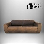 Casa 3 Seat Sofa Reduced Less Than Half Price ONLY 1 AVAILABLE