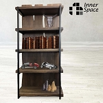 Daintree narrow shelving unit