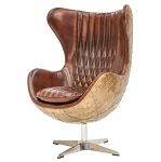 Egg Chair Bronze