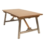 Forge Trestle Extension Table - LAST ONE