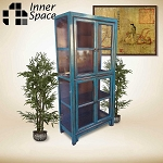 Shanghai Glass Door Display Cabinet
