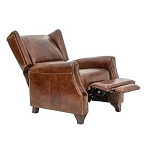 Glastonbury Leather Recliner Chair