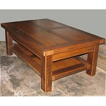 Recycled Australian Hardwood Coffee Tables  - custom buit please contact us for pricing