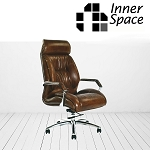 Office Chair - Howard Hughes Aircraft Leather