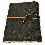 Journal - Leather Black