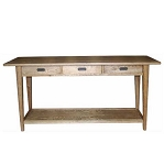 Malibu Console / hall table 3 Drawer