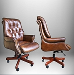 Office Chair  - Merchants Leather