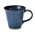Tableware - Japanese  ceramic - Mug Dark Blue