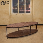 Jamison Oval Coffee Table