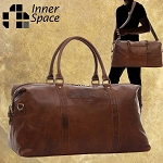 Bag - Leather- Vintage Overnight bag B - $265 - 3 colours available