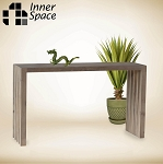 Rebate console / hall table