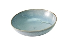 Japanese Wabisabi Pearl Oval Bowl