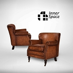 Saddler Leather Chair