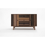 Bronx Sideboard - 3 drawer 2 door