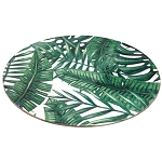Palm frond trays