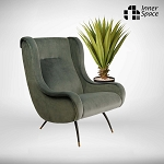 Vicenza Chair grey