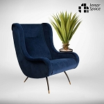 Vicenza Chair Navy