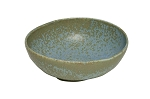 Japanese - Wabisabi blue bowl 14cm