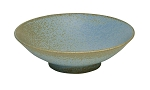 Japanese - Wabisabi blue large bowl
