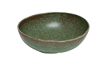 Japanese - Wabisabi green bowl 14cm