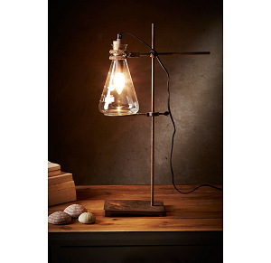 Chemist Flask Desk Lamp