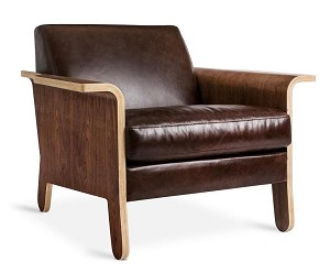 Gus Lodge Chair AUGUST SPECIAL $1,595 PAIR AVAILABLE