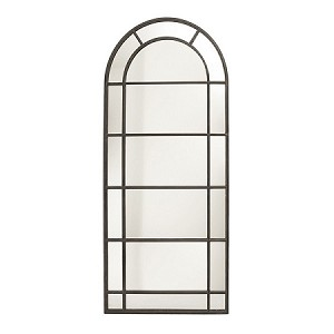 Mirror Arched Iron Tall