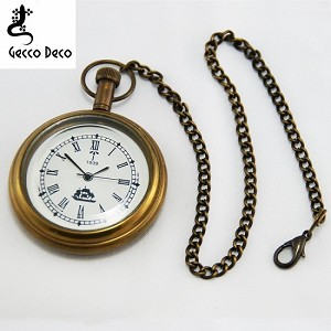 Clock, Pocket, FOB Watch Sail Boat CLK0342